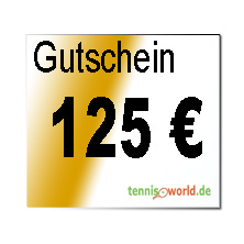 Gutschein in Höhe von 125 Euro