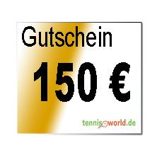 Der Geschenk Gutschein in Höhe von 150 Euro