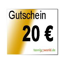 Der Geschenk Gutschein in Höhe von 20 Euro
