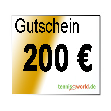 Der Geschenk Gutschein in Höhe von 200 Euro