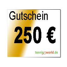 Der Geschenk Gutschein in Höhe von 250 Euro