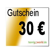 Der Geschenk Gutschein in Höhe von 30 Euro