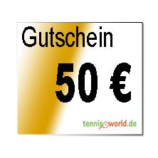 Gutschein in H�he von 50 Euro