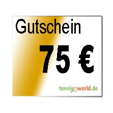 Gutschein in Höhe von 75 Euro