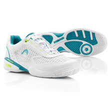 HEAD Dream Women Tennisschuh weiss t�rkis gr�n Frauen