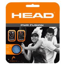 HEAD PWR Fusion 12m Set blau Saitenset Tennissaite