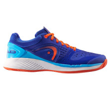 HEAD Tennisschuhe Sprint Pro Clay Herren blau/neonorange