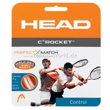 Head C3 Rocket Tennissaite von Head