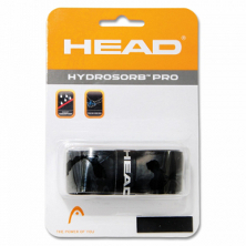 Head Hydrosorb Pro Basisband schwarz Griffbänder