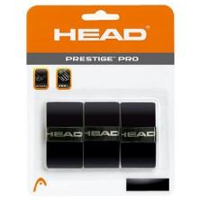 Head Prestige Pro Overgrip 3er schwarz Griffbänder