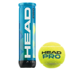 Head Pro 4er Tennisb�lle Trainingsball g�nstig kaufen tennisshop