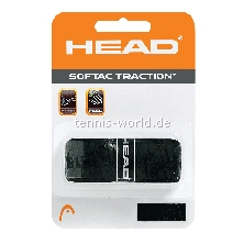 Head SofTac Traction Basisband schwarz von Head