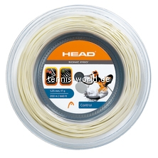 Head Sonic Pro 200 Meter Rolle in weiss