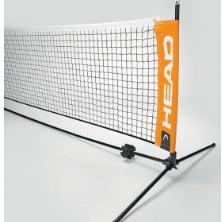 Head Tennisnetz Mini 6,10 m Kleinfeld qualität Aluträger günstig kaufen