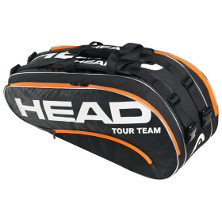 Head Tour Team Combi schwarz/orange Tennistasche