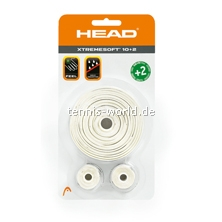 Head Xtreme Soft Overgrip 10+2 wei� von Head