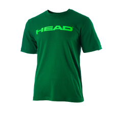 Head Club Men Ivan T-Shirt gr�n 2013 Tennisbekleidung von Head