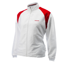 Head Club Women Cooper All Season Jacket weiss/rot