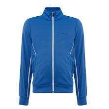HEAD Performance Slice Knit Jacket Herren blau/wei� Bekleidung