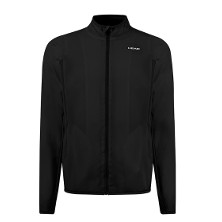 HEAD Performance Wave Woven Jacket Herren schwarz-weiss