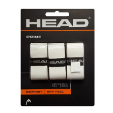 Head Prime weiss 3er Overgrip