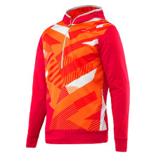 Head Vision M Coby Tech Hoody rot