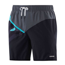 Head Vision M Cross Short schwarz Herren kurze Hose Tenniskleidung