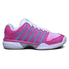 K-Swiss Hypercourt Express HB Damen Tennisschuh weiss/pink