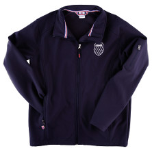 K-Swiss Tennis Softshell Jacket Herren navy