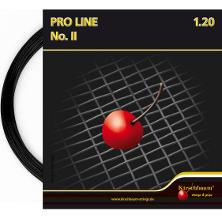 Kirschbaum Pro Line No. II Tennissaite schwarz