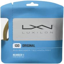 Luxilon Big Banger Original Tennissaite Saitenset 12,2 m