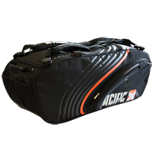Pacific Pacific BasaltX Line Tennis Bag 2XL in schwarz-orange von PACIFIC