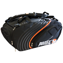 Pacific Pacific BasaltX Line Tennis Bag XL in schwarz-orange von PACIFIC