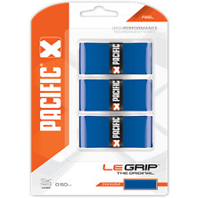 Pacific Le Grip Original 3er Overgrip in blau Griffb�nder