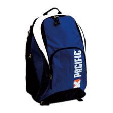 Pacific Team Line Back Pack Rucksack in blau-schwarz-weiss von PACIFIC