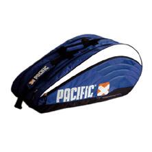 Pacific Team Line Racquet Bag 2XL Tasche in blau-schwarz-weiss von PACIFIC