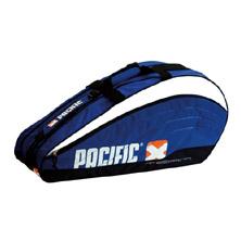 Pacific  Team Line Racquet Bag XL Tasche in blau-schwarz-weiss von PACIFIC