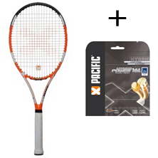 Pacific X-Force Lite Tennisschläger, Racket