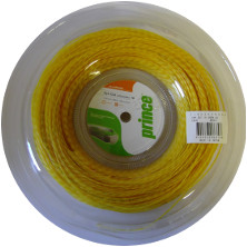 Prince Synthetic Gut Duraflex 16 gold 200m Saitenrolle