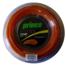 Prince Tour Xtra Spin 200 m Saitenrolle orange