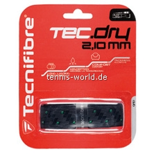 Tecnifibre Tec Dry Basisband weiss | Griffband