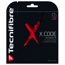 Tecnifibre X-Code 12,2m Set schwarz