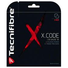 Tecnifibre X-Code 12,2m Set schwarz