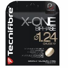 Tecnifibre X-One Biphase Naturdarm ähnliche Tennissaite haltbar