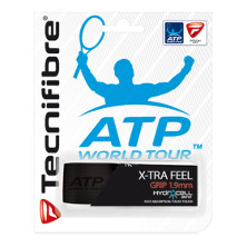 Tecnifibre X Tra Feel ATP Basisband schwarz