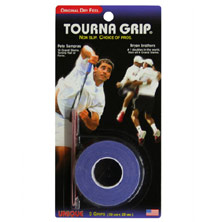 Tourna Grip 30er Standard Overgrip in blau von Tournagrip