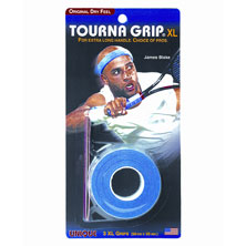Tourna Grip 3er XL Overgrip in blau von Tourna Grip