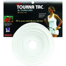 Tourna Tac 30er XL Overgrip in weiss von Tourna Grip