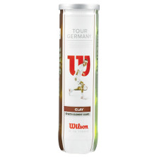Wilson Tour Germany DTB 4er Balldose