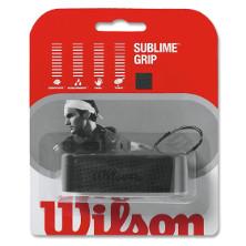 Wilson Sublime Basisgrip schwarz Griffbänder
